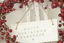 Christmas time / Everything and anything Christmas!