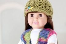 crochet doll clothes most with pattern