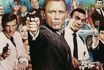 James Bond 007 / ~the one and only!~ / by Delilah Smit