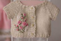 crochet: cardigans