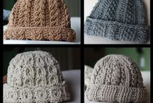 crochet: hats and caps