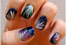 New Year Nail Designs / New Year Nail Designs