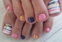 Toe Nail Designs / Toe nail designs, Nail designs