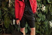 Men fashion Spring 2016