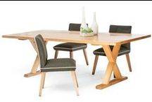 Dining Tables / The humble dinner table is where you'll find the heart of your home.