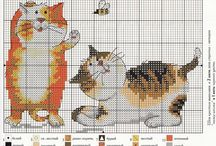 embroidery patterns: animals