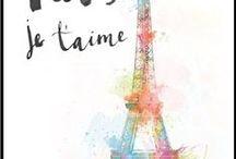 París, je t´aime / París es la capital intelectual y cultural de Francia, cuyo prestigio desborda las fronteras del país, de Europa... París y la literatura, la música, la pintura… tienen una historia común, porque muchos artistas nacieron o vivieron en la ciudad y situaron en ella la trama de sus obras, cuadros, canciones…  ¡¡¡Disfruta con las lecturas, con las películas, y ves pensando en una escapada a la ciudad de la luz!!!