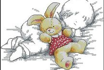 embroidery patterns: baby