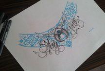Tattoo // Эскизы