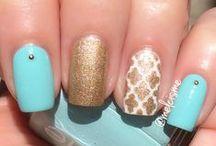 Elegant Nails & Party Nails / Elegant nails, Party nails, Nail designs