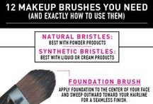 Makeup & Beauty Tips / Makeup and beauty tips to apply!