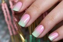 Beach Nails / Beach nails, Nail designs