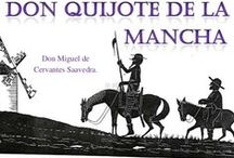 Cervantes y Shakespeare / Exposición sobre Cervantes y Shakespeare. Día del libro.