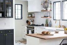 Keittiöt / Eri tyylisiä keittiöitä - ideoita sisustamiseen