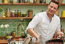 Ruoka - Jamie Oliver / JO reseptejä
