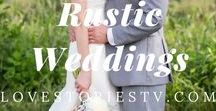 Rustic Wedding Ideas / LoveStoriesTV.com is the place to watch wedding videos. Have your own video? Submit it to be featured and inspire brides-to-be. Planning a wedding? Watch hours and hours of wedding videos from all over the world.