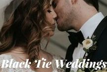 Black Tie Wedding Ideas / LoveStoriesTV.com is the place to watch wedding videos. Have your own video? Submit it to be featured and inspire brides-to-be. Planning a wedding? Watch hours and hours of wedding videos from all over the world.