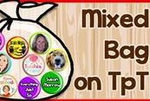 Mixed Bag TPT / Networking group from TPT Conference shares a wide mix of wonderful products.