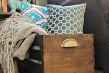 Retreat Style / This board is a collaboration of ideas for products, decorations, diys, and ideas  for the apartment