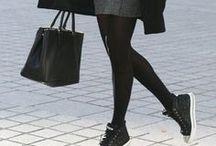 Black Outfits / Black outfits, Black outfit ideas