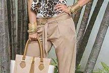 Safari Style / Safari style outfit ideas