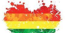 GUÍA DEL ORGULLO / En el Día Internacional del Orgullo LGTBI+ (lesbianas, Gays, bisexuales, transexuales e Intersexuales), que conmemora los disturbios de Stonnewall Inn el 28 de junio de 1969, la Red de Bibliotecas Municipales de Getafe ha editado una guía en colaboración con la asociación Gaytafe LGTBI+ que recopila material: libros, tanto ensayos como de narrativa, películas y páginas web que abordan el tema de la diversidad afectivo-sexual y de género para todas las edades, también para nuestros pequeños.