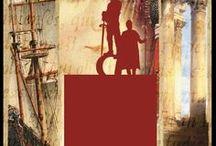 Novela Histórica / La novela histórica nace en el siglo XIX. En ella se mezclan la realidad y la fantasía: hechos verídicos se unen a personajes inventados. Requiere que el autor esté documentado en la época que recrea. Autores del siglo XIX como W. Scott, V. Hugo, A. Dumas, Tolstoi, Faubert, Larra, y Espronceda nos han dejado novelas que forman parte del Patrimonio Universal.
