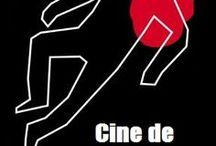 Cine de suspense en español / Selección del cine de suspense en español disponible en las bibliotecas de Getafe