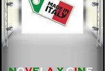 Novela y cine italianos / En las Bibliotecas de Getafe hemos preparado una selección de novelas y cine italianos para los amantes de este género. Lee, mira, disfruta...