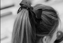 Hair & Beauty - Style & How-To / Hairstyles and make-up / by Brett Bennett