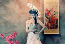 Fashion Inspired by Japan / by AnitaKashmir
