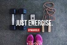 Stay fit.