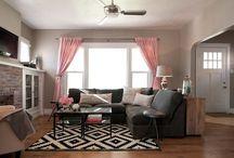 Home { living room } / by Karyn Rispoli