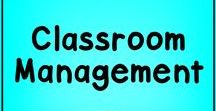 Classroom Management / Let's keep Pinterest happy!  Please pin no more than three great classroom management ideas per day.  Feel free to invite your other teacher friends to pin!