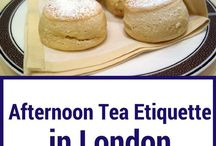 London Afternoon Tea / Reviews of quirky and traditional London afternoon tea and other sweet treats