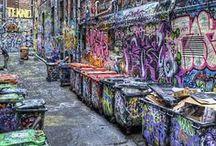 Writing & Street Art