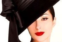 Here's to Fabulous Hats! / Headgear I find fun, fashionable, beautiful, intriguing.  / by Angie Long