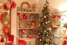 Feelin' Christmasy! / Holiday decor, food and fun.  / by Angie Long
