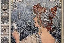 Art Nouveau & Deco Delights / by Angie Long