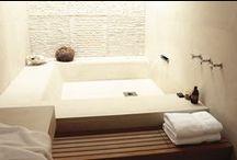 Bathrooms / Inspiring bathroom interiors