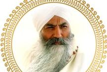 """Yogi Bhajan / Yogi Bhajan was born Harbhajan Singh Puri in India on August 26, 1929. During early childhood, he learned at the knee of his saintly grandfather. When he was 8 years old, he was sent to study with the great Master, Sant Hazara Singh, under whose unrelenting tutelage he mastered Kundalini Yoga when he was 16 ½ years old. Yogi Bhajan said, """"I've come to train teachers, not to get disciples."""" In July of 1969, Yogi Bhajan legally established the 3HO® Foundation (Healthy, Happy, Holy Organization)"""
