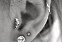 Piercings / by Heather Kephart