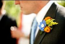Corsages and Boutonnieres / Locally grown creatively designed made of out organic flowers, farm florist inspired.