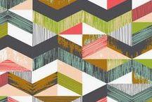 Graphic pattern / Pattern