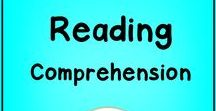 Reading Comprehension / This board is where you can find resources, tips and tricks to teach reading comprehension to upper elementary students (grades three through five). Go ahead and browse!