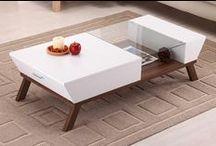 Ready: tafels & stoelen