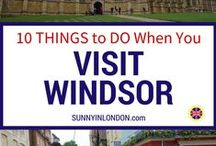 Visit UK- London Daytrips and Weekend Breaks / Places to visit in England that are day trips or weekend breaks from London