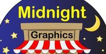 Midnight Graphics / This is my son's clip art store on Teachers Pay Teachers.  I hope you'll stop by his TpT store to say hello! https://www.teacherspayteachers.com/Store/Midnight-Graphics , clip art, clipart, teacher clipart, teacher clip art, tpt clip art, clip art on tpt