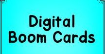 Boom Learning / Boom! Learning - digital decks of  task cards in game format. Use in whole group, learning stations, for early finishers, homework, or in class assignments. digital task cards, self checking task cards, paperless classroom, 1:1 classroom