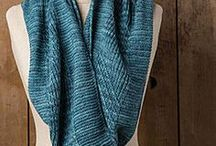 Knitting Patterns - Scarves & Cowls / A collection of paid and free knitting patterns for your browsing pleasure. Mostly focused on women's fashion, though there are a few for men and kids